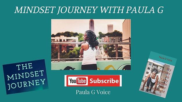 YouTube Panel Mindset Journey with Paula