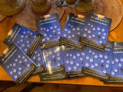 Contributor Testimonies (God's Miracles Unfolding)