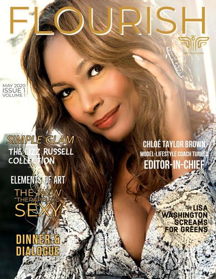 Contributor Flourish Digital Magazine