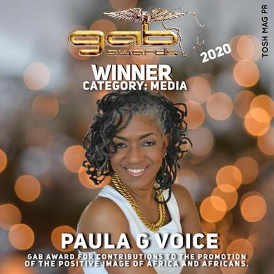 GAB Awards Gathering of Africa's Best