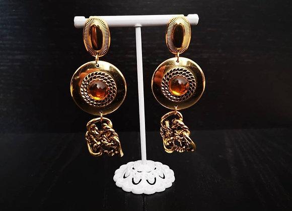 Boucles d'oreilles Assia