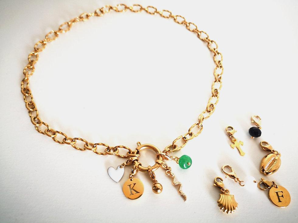 Composer votre bijoux omarine