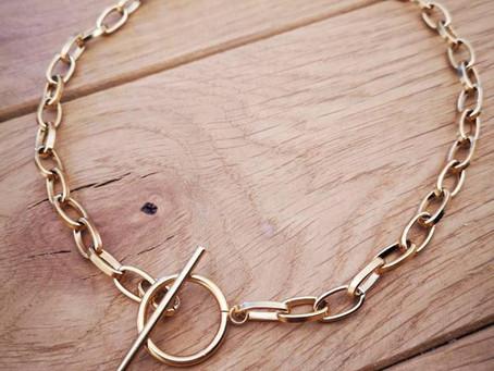 Tendance bijoux à grosses mailles : on craque !