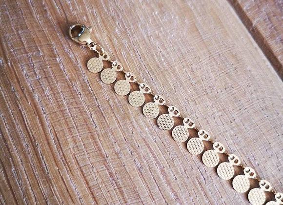 Bracelet de cheville Ines