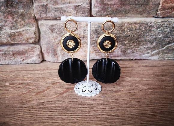 Boucles d'oreilles Ursula