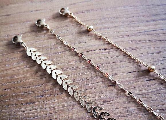 Bracelet de cheville Chloé