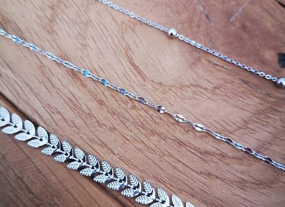 Bracelet de cheville Lorie
