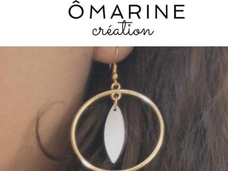 Omarine, La Boutique En Ligne De Bijoux Tendance