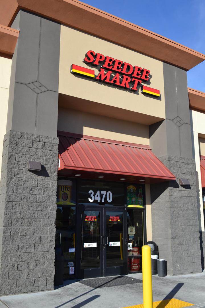 Speedee Mart Location in Las Vegas, Nevada