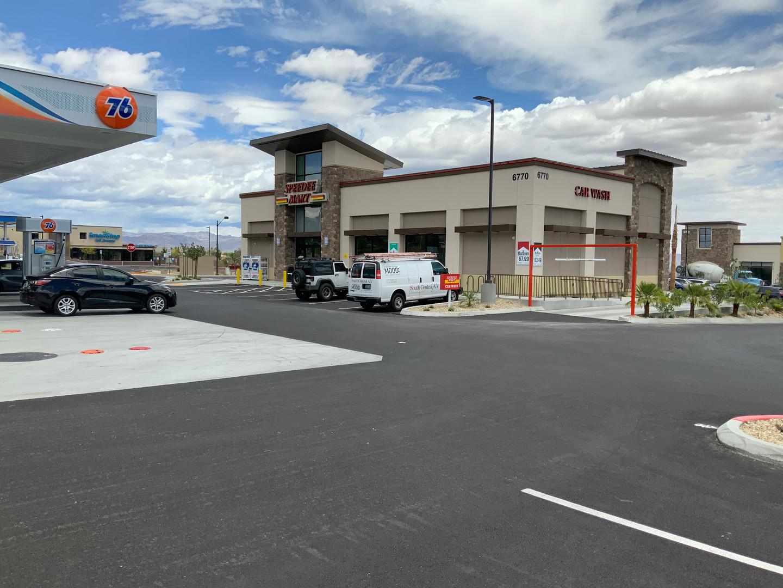 Speedee Mart Location with car wash