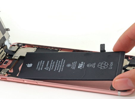 HOW DO YOU KNOW YOUR IPHONE BATTERY SHOULD BE REPLACED