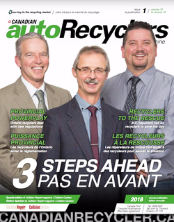 Canadian Auto Recyclers