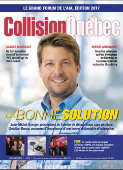 Collision Quebec