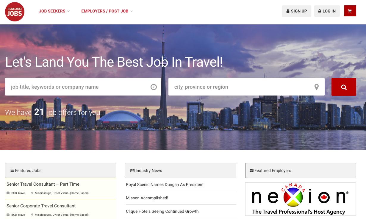 Travelbestjobs.com