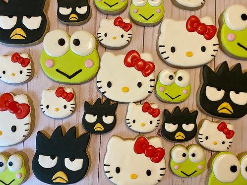 Sanrio Cookies