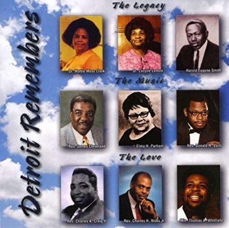 Detroit Remembers Volume 1 (2 CD Set)