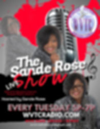 Sande Rose Show  wvtc radio detroit