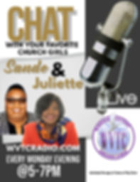 chat with your favorite church girls - wvtc radio detroit