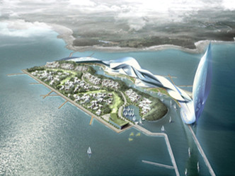 SK MECHURI ISLAND MARINA RESORT MASTER PLAN