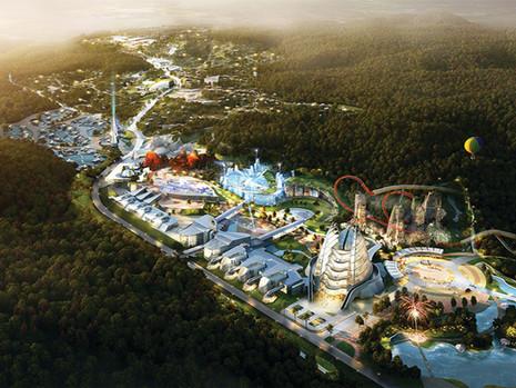 Chongqing Master Plan