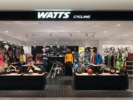 Watts Cycling Pangyo Store
