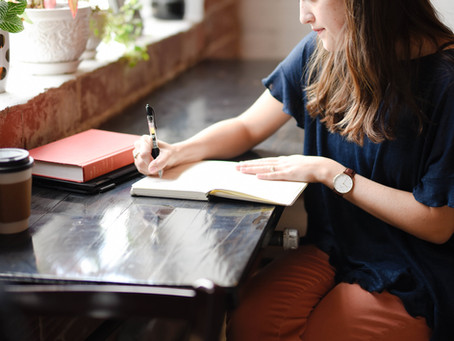 4 Reasons Why You Should Start a Daily Writing Practice
