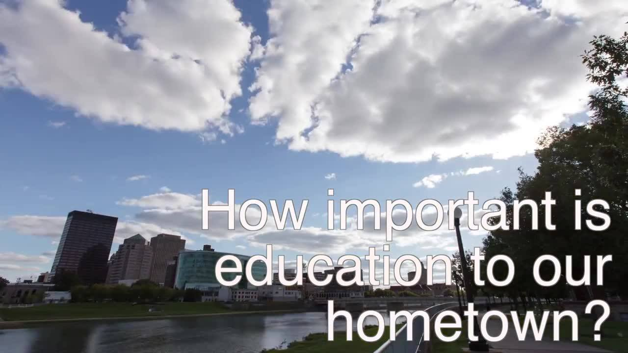 How important is education to our hometown?