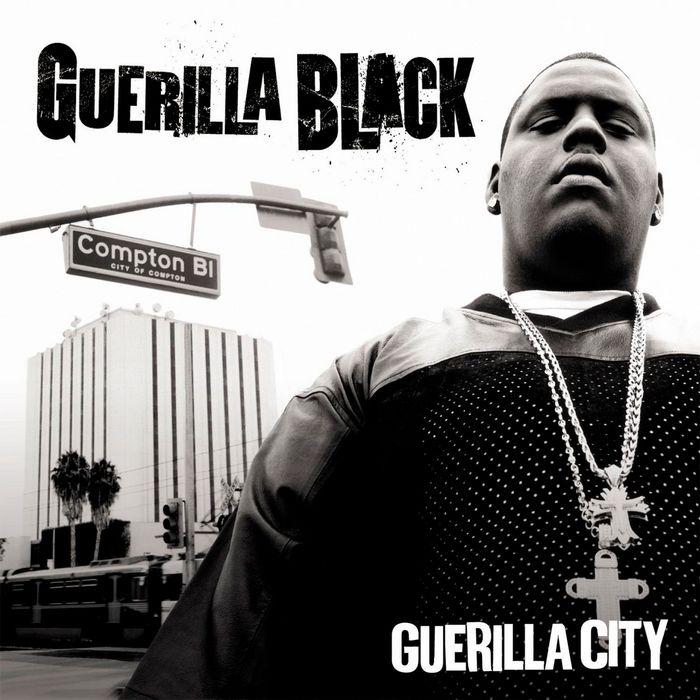 Guerilla Black - Guerilla City