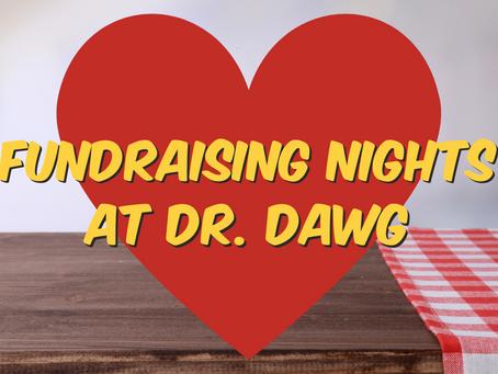 July Fundraising Nights at Dr. Dawg of Wauwatosa