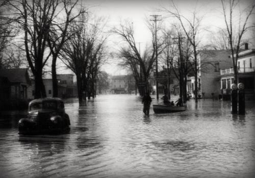 Spring Flood of 1940s