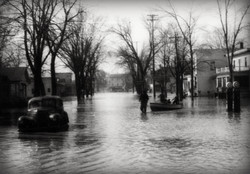 Spring Flood of 1940s