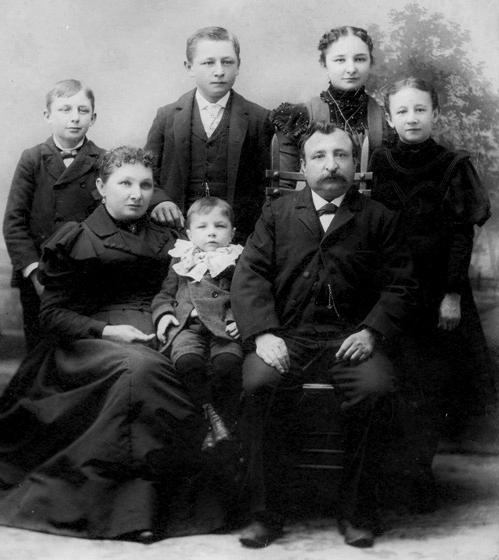 Theodore Fischer family Pre 1899