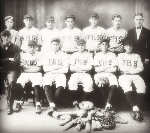 FHS 10th grade Baseball Team 1926