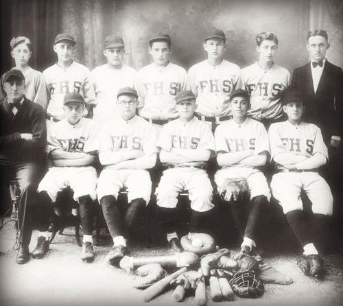 FHS 10th grade Baseball Team 1926