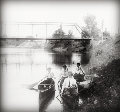 Frankenmuth Canoe Club, Cass River