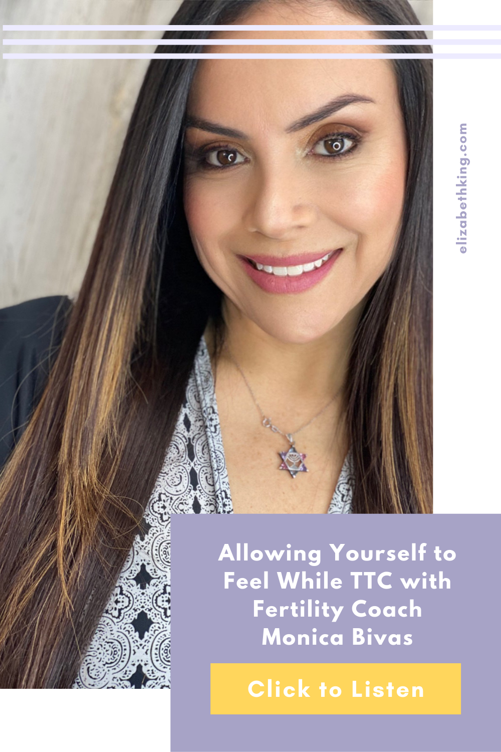 Allowing yourself to feel while TTC is not easy when you're going through the process. Click to learn from Fertility Coaches Elizabeth King and Monica Bivas on how you can properly grieve and feel your emotions from miscarriage and TTC so you can heal and move forward trying to conceive.
