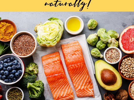 7 Foods to Increase Your Fertility