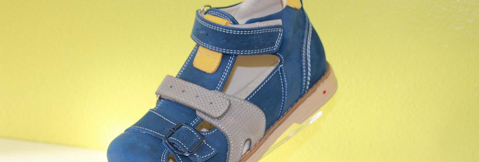 Closed Toe Sandal
