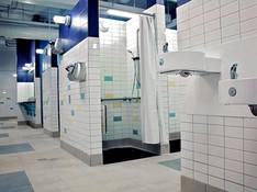Bloomington Aquatic Center Bathhouse