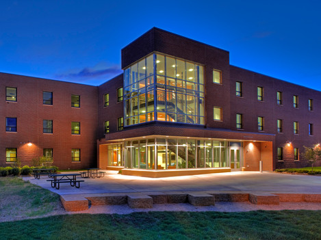 SMSU Sweetland Hall