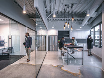 Newmark Knight Frank Office Expansion
