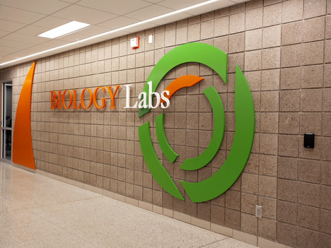 SCTCC Biology Labs Renovation