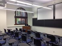 Carleton Leighton Classroom