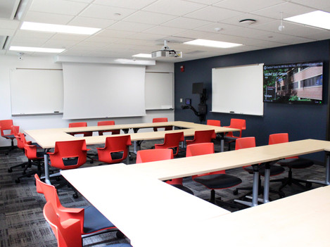 UMN-Morris Humanities Building Classroom Improvements
