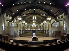 Carleton College Skinner Memorial Chapel