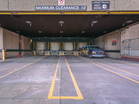 UMN DWAN Loading Dock Improvements