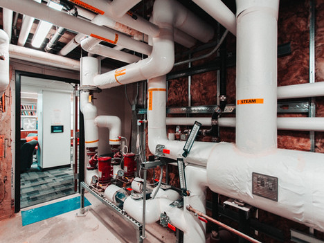 UMN-Morris Blakely Hot Water Conversion Project