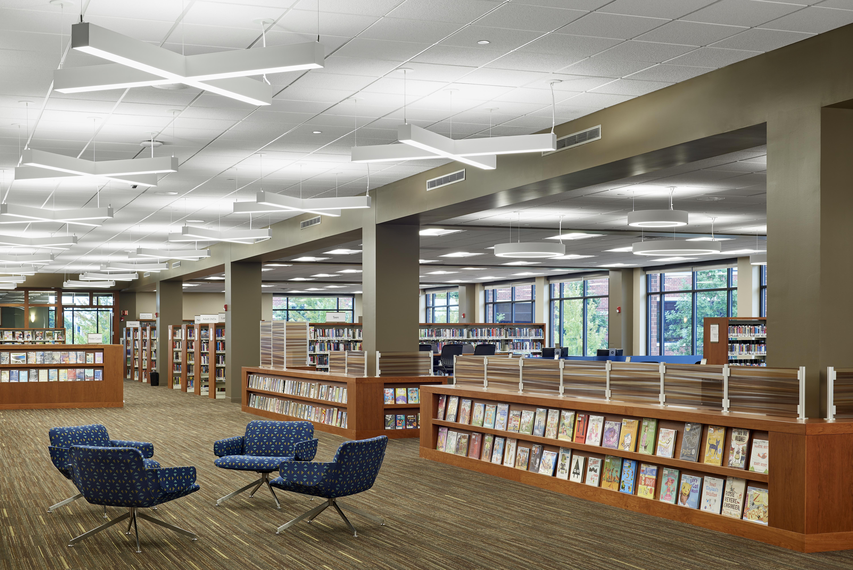 Hennepin County Edina Library