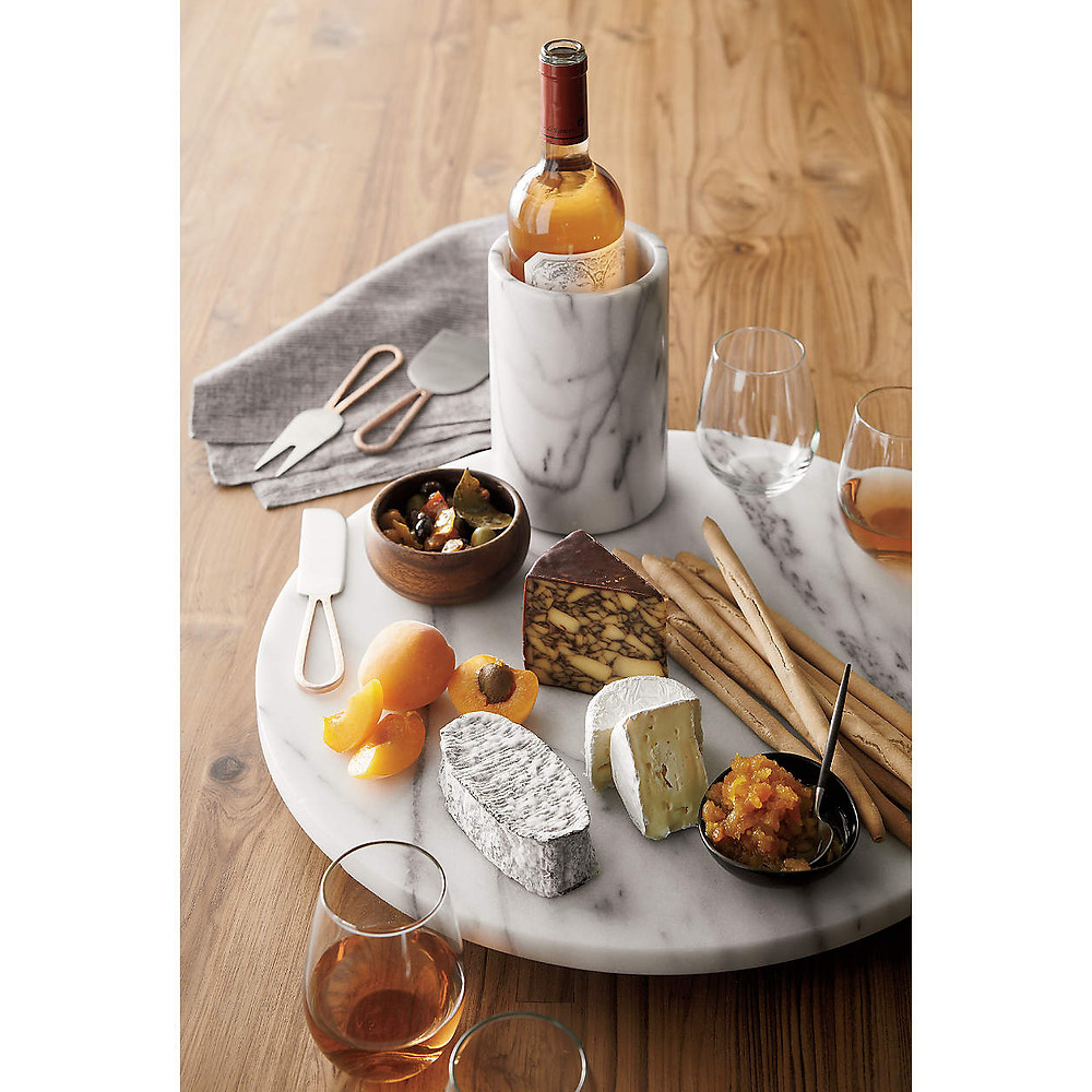 Wine-Cooler-White-Grey-Marble