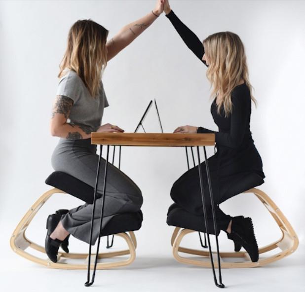 Sleekform-Kneeling-Ergonomic-Desk-Chair